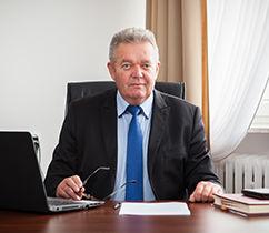 Wójt Gminy Krzysztof Urbaś