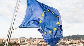 Obrazek flaga uni europejskiej