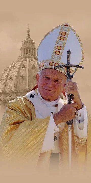 Św. Jan Paweł Drugi