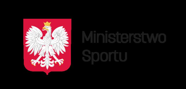 Logo Ministerstwo sportu