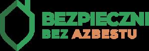 Logo Bezpieczni bez azbestu
