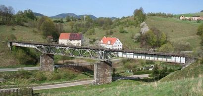 most jedlinka