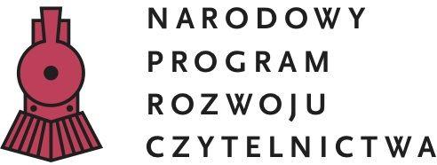 Logo Narodowy program rozwoju czytelnictwa