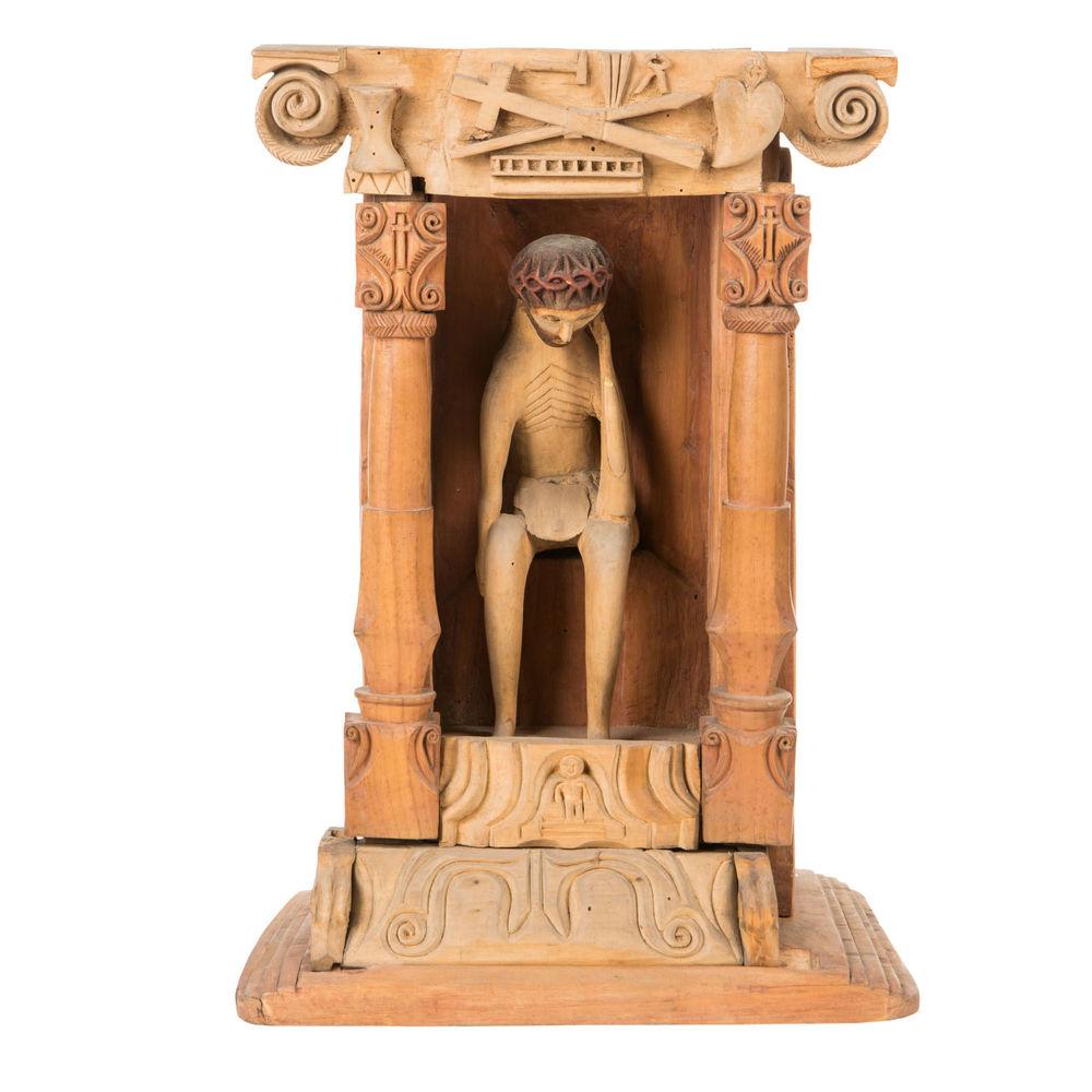 Chapel - Pensive Christ