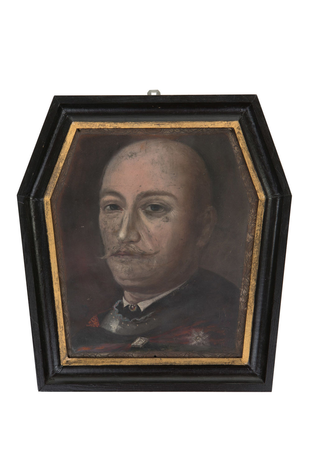 Coffin portrait of Jan Zygmunt Staniszewski