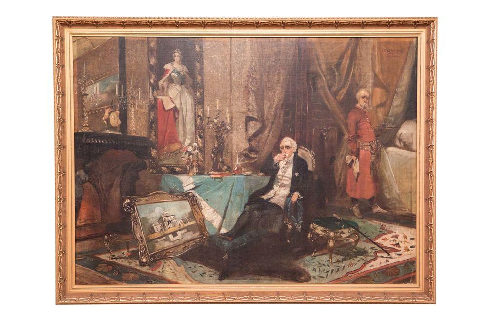 Stanisław August Poniatowski po abdykacji