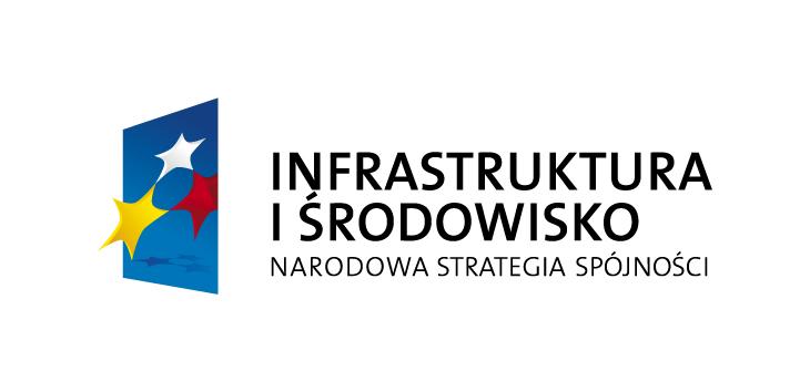 Logo INFRASTRUKTURA I ŚRODOWISKO NARODOWA STRATEGIA SPÓJNOŚCI