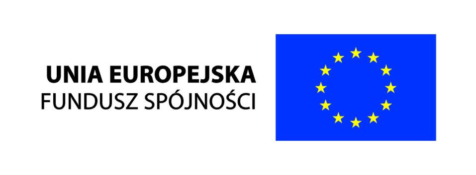 Logo UNIA EUROPEJSKA FUNDUSZ SPÓJNOŚCI
