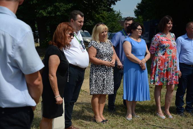 goście wydarzenia z gminy i powiatu