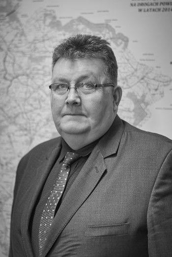 Zdjęcie Członek Zarządu - Grzegorz Kozioł