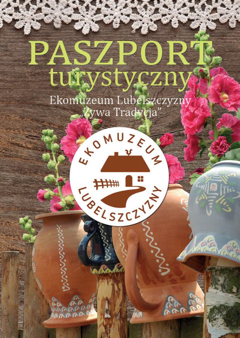 Grafika przedstawia plakat Paszport turystyczny