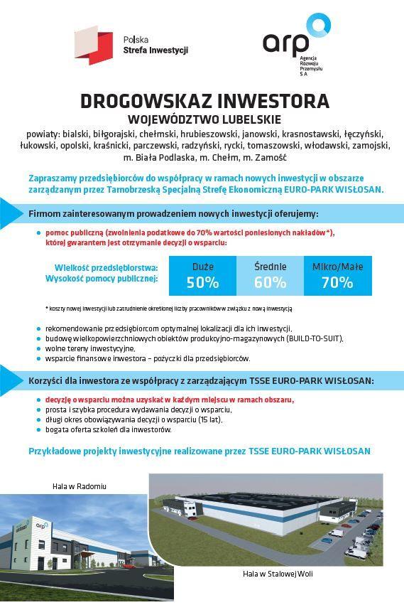 Drogowskaz inwestora- ulotka str.1