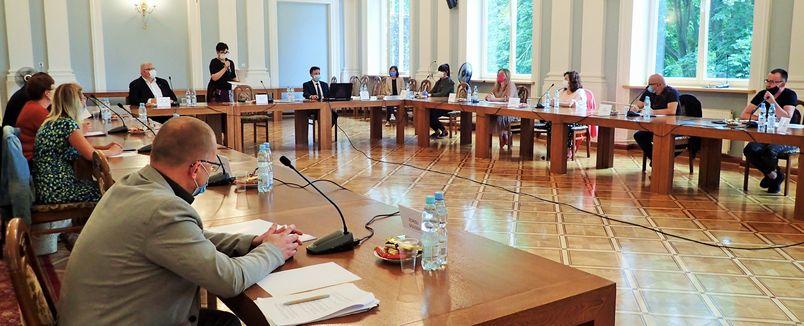 Posiedzenie PRDPP w Puławach