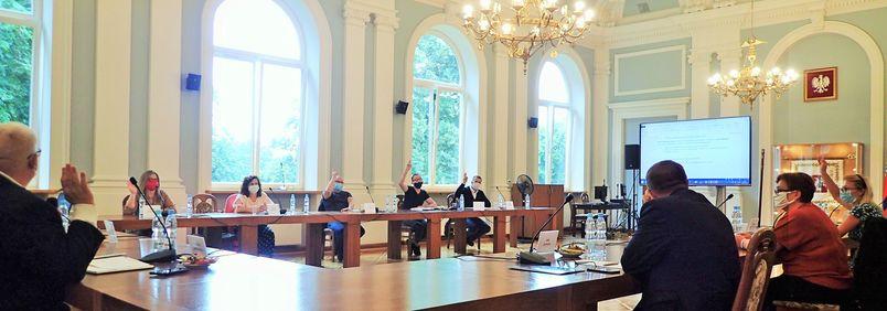 Posiedzenie Powiatowej Rady Działalności Pożytku Publicznego w Puławach