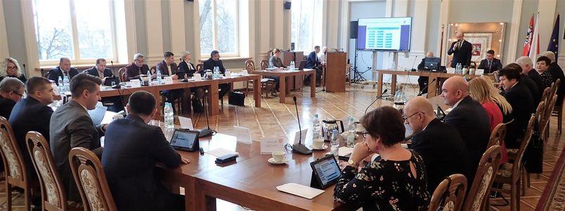 Sesja Rady Powiatu Puławskiego