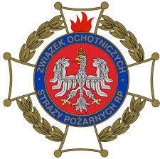 Ochotnicza Straż Pożarna logo