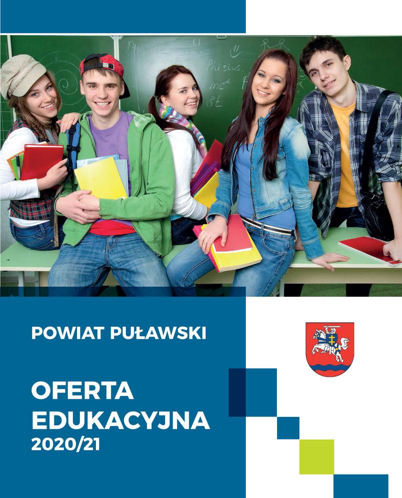 Powiat Puławski. Oferta edukacyjna 2020/21