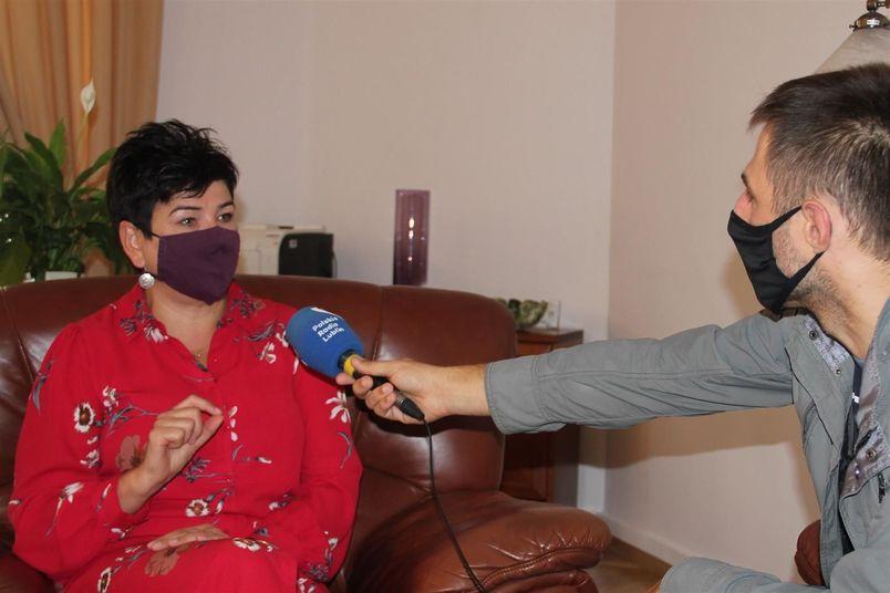 Wywiad starosty Danuty Smagi