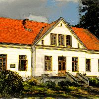 Budynek Młodzieżowego Domu Kultury w Puławach