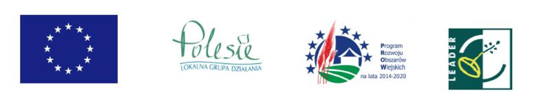 Logotypy dofinansowania