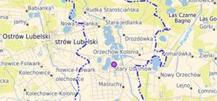 Mapa Gminy