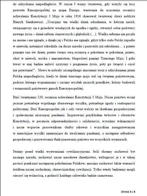 odezwa strona 3