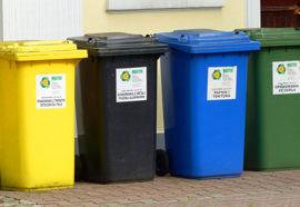 Grafika - Odpady komunalne