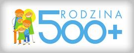 Logo Program Rodzina 500+