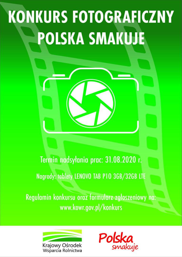 plakat konkursu fotograficznego