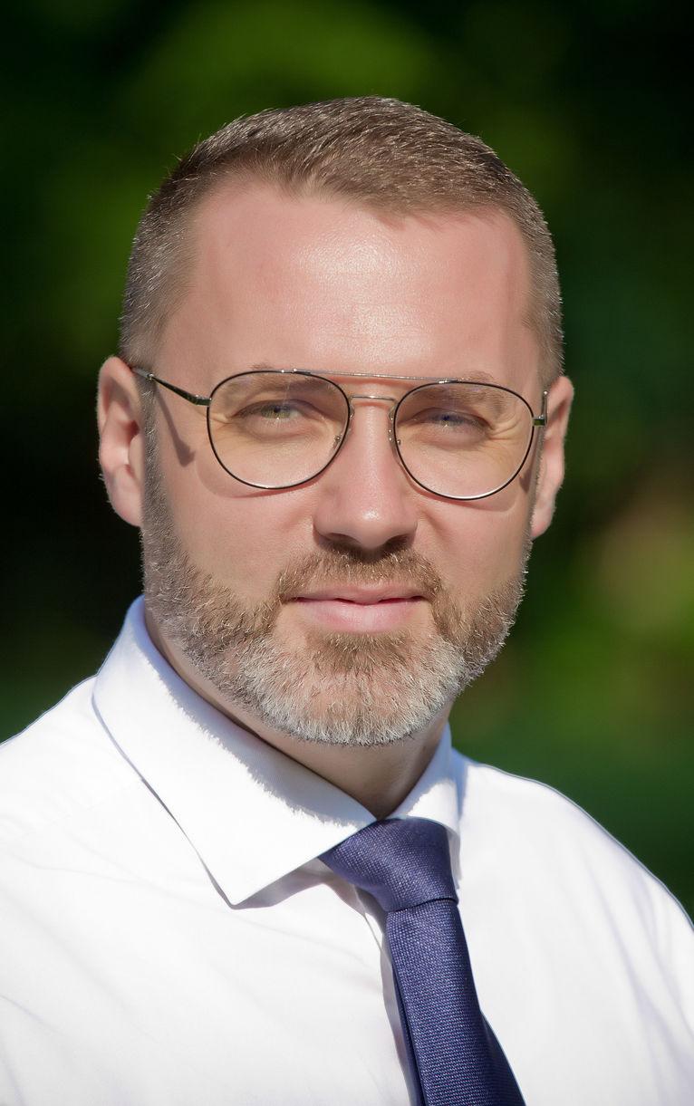 zastępca burmistrza Przemysław Sikora
