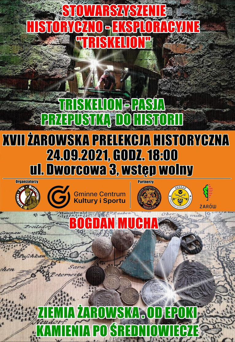 plakat Żarowska Izba Historyczna